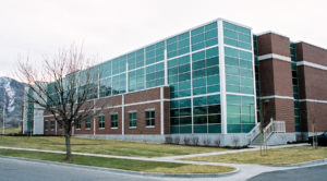 Calibration and Optical Research Laboratory, structural engineering, utah