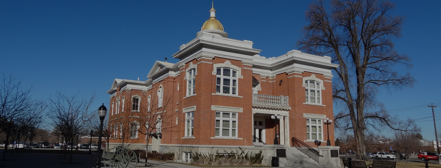 Rehabilitation of Cache County Courthouse - Logan, Utah - Structural