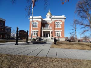 Cache County Court House rehabilitation