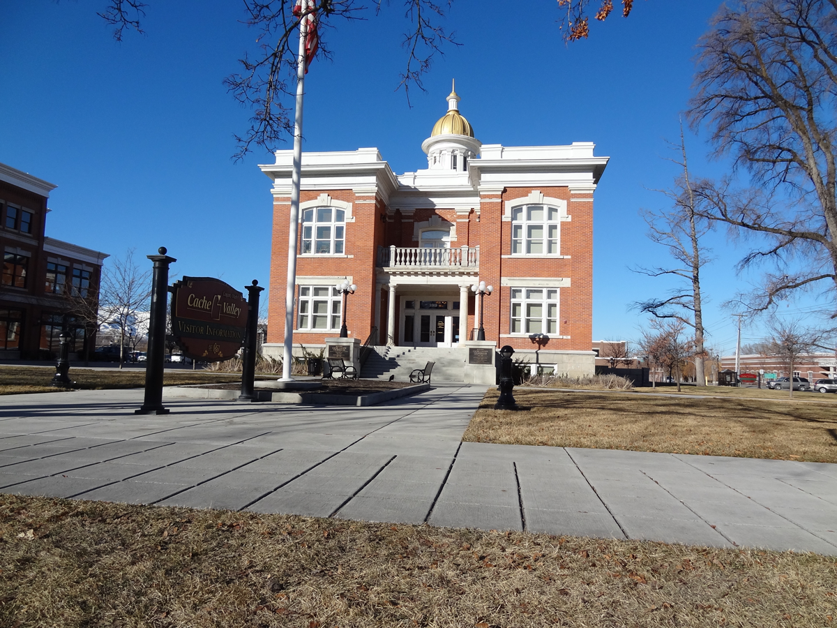 Cache County Court House rehabilitation