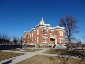 Cache County Court House - Logan, Utah