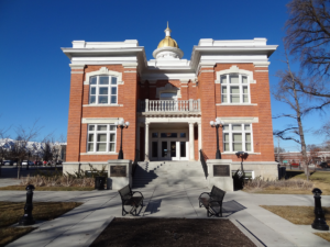 historic Cache County Courthouse - Structure, Rehabilitation